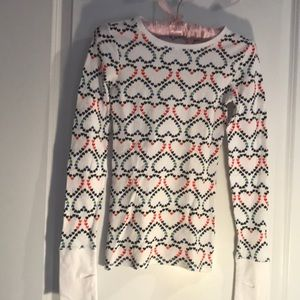 Arizona heart thermal shirt